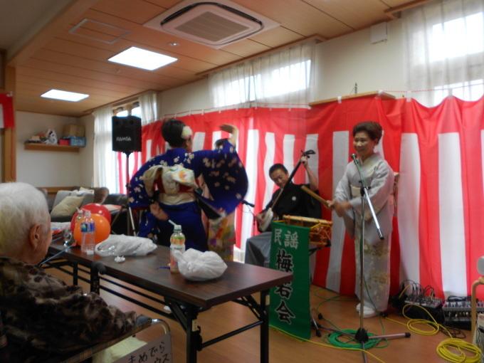 夏祭り、敬老会、秋祭り☆_f0359690_14483479.jpg