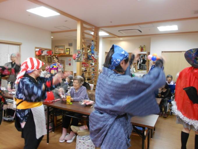 夏祭り、敬老会、秋祭り☆_f0359690_14490395.jpg