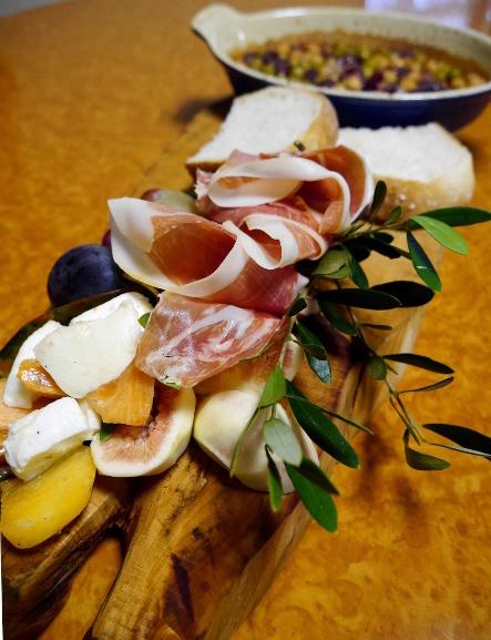 Cafe Ristorante AGURI @三田のトスカーナ_b0118001_20592459.jpg