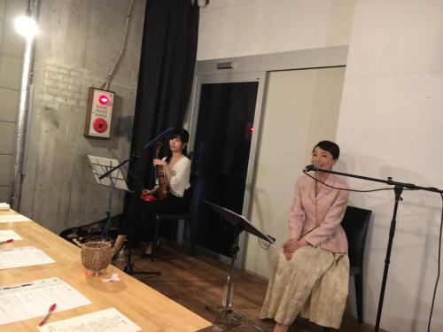 美和ちゃんの朗読会_e0123401_00034044.jpg