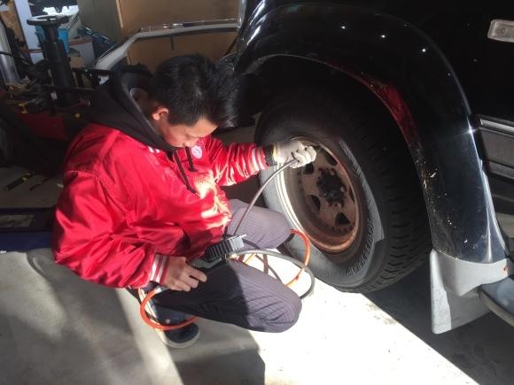 10月31日 ひとログTueヽ( 'ω' )ノ マクラーレン・GTR?!スーパーカーがTOMMYにやってきた!_b0127002_20300796.jpg