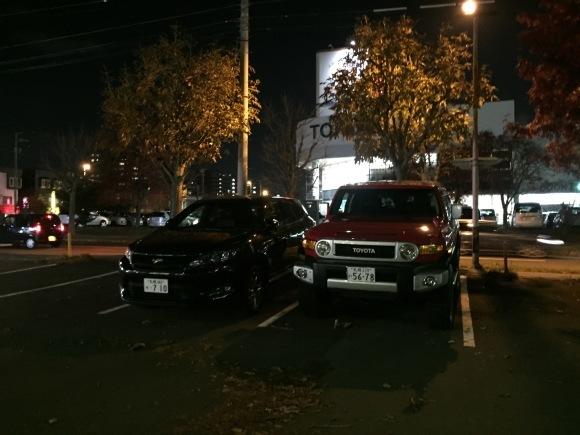 10月31日 ひとログTueヽ( 'ω' )ノ マクラーレン・GTR?!スーパーカーがTOMMYにやってきた!_b0127002_20365382.jpg