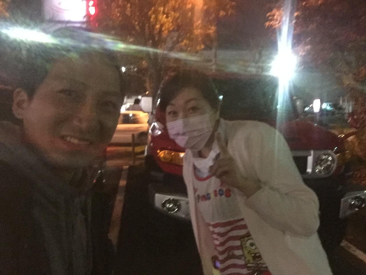 10月31日 ひとログTueヽ( 'ω' )ノ マクラーレン・GTR?!スーパーカーがTOMMYにやってきた!_b0127002_20372050.jpg