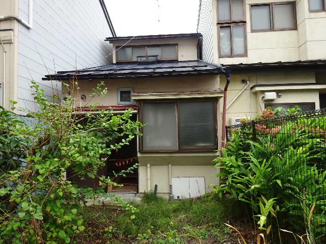 本町通り 中古住宅リフォーム工事 スタート!_f0105112_04351864.jpg