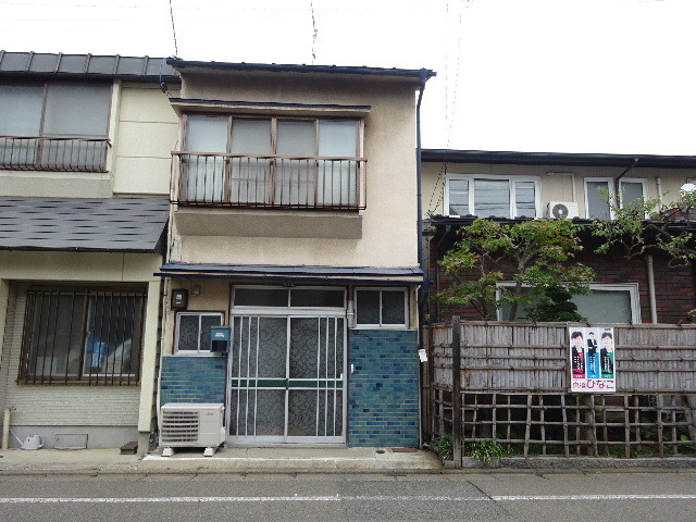 本町通り 中古住宅リフォーム工事 スタート!_f0105112_04351991.jpg
