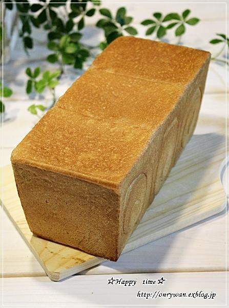 角食パンで普通のミックスサンド弁当♪_f0348032_17551062.jpg