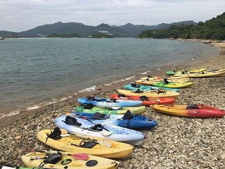 アメリカのCNNトラベルにも選ばれた、干潮時は歩いて渡れる西貢・橋頭洲☆A Boat Trip To Sharp Island in Sai Kung_f0371533_18212338.jpg