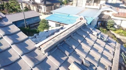 韮崎市  ハイシルバーの屋根  其の一_b0242734_20423126.jpg