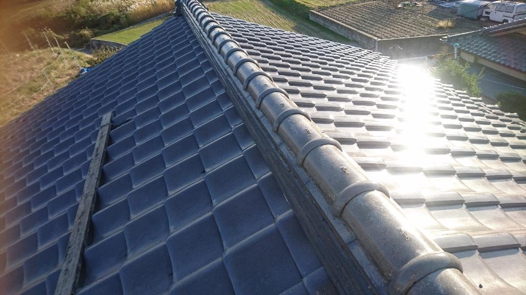 韮崎市  ハイシルバーの屋根  其の一_b0242734_20423833.jpg