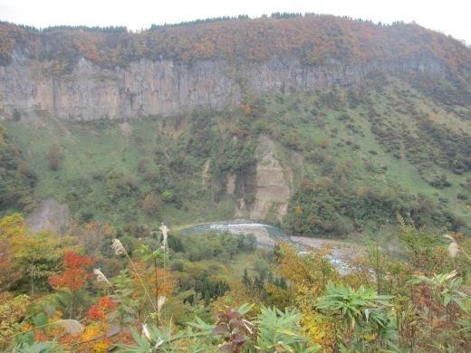 バス旅行ー秋山郷      10月31日_d0127634_07333034.jpg