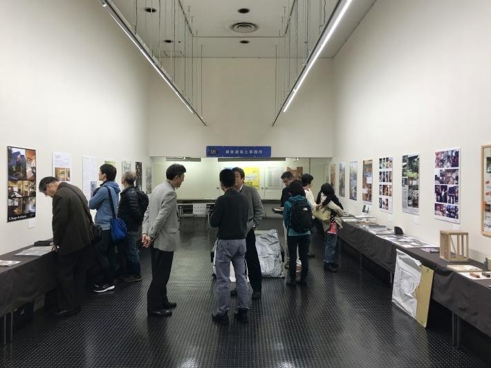 鎌倉の建築士 仕事展2017 みていただきありがとうございました。_c0126647_11220982.jpg