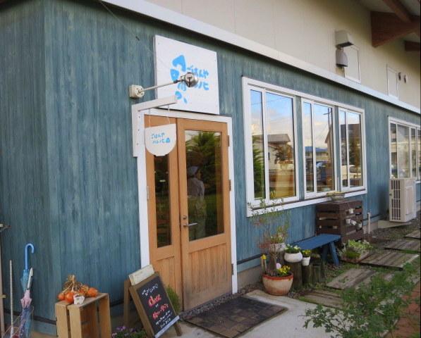 玄米菜食ごはんや ハレノヒ * カフェのお料理教室 @佐久_f0236260_23071897.jpg