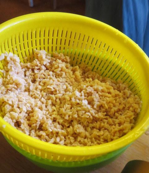 玄米菜食ごはんや ハレノヒ * カフェのお料理教室 @佐久_f0236260_23235573.jpg