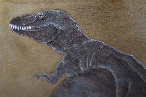 毛皮×恐竜_c0185674_19470188.jpg