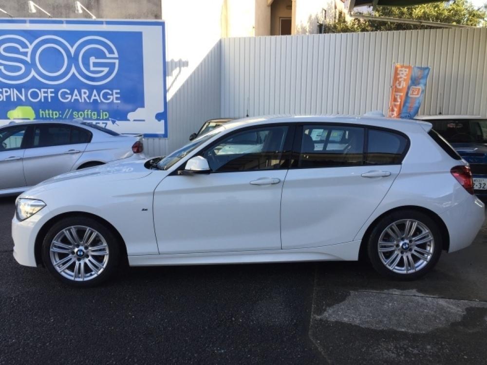 F20 BMW 116i Mスポーツ お探ししました!_c0317377_18150800.jpg