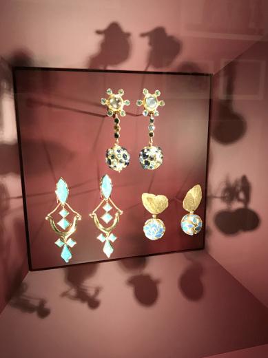 Musée Yves Saint Laurent Paris ミュゼ・イヴ・サンローラン(パリ便り その3)_c0176078_12244093.jpg