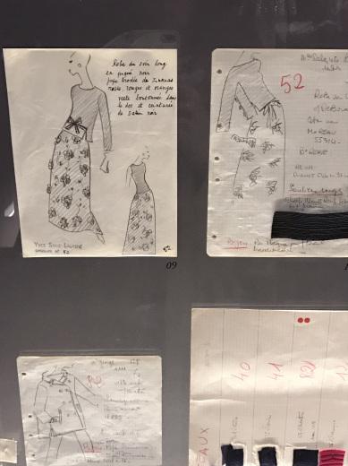 Musée Yves Saint Laurent Paris ミュゼ・イヴ・サンローラン(パリ便り その3)_c0176078_12244440.jpg