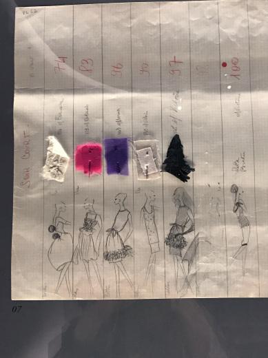 Musée Yves Saint Laurent Paris ミュゼ・イヴ・サンローラン(パリ便り その3)_c0176078_12244501.jpg