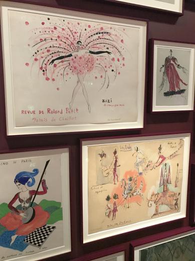 Musée Yves Saint Laurent Paris ミュゼ・イヴ・サンローラン(パリ便り その3)_c0176078_12363077.jpg