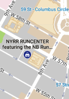 NYロード・ランナーのランセンター NYRR RUNCENTER featuring the NB Run Hub_b0007805_2354303.jpg