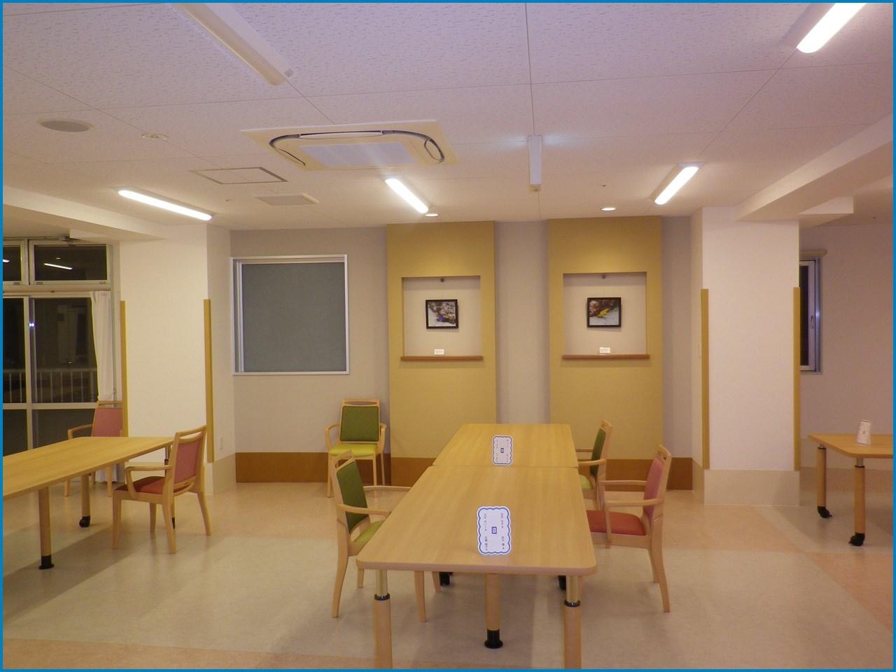 N病院グループ N.W.介護老人保健施設 改修・増築工事 1_c0376508_13110839.jpg