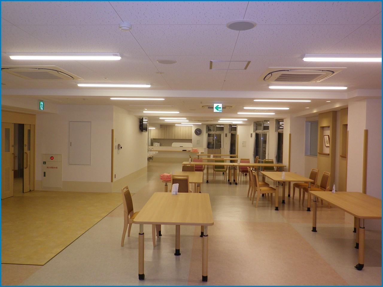 N病院グループ N.W.介護老人保健施設 改修・増築工事 1_c0376508_13130602.jpg