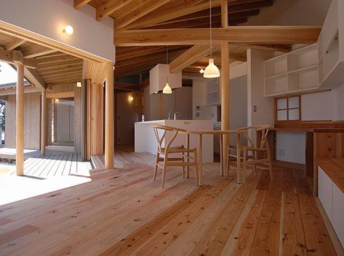 11月の風の通る家相談会 と 風と家 I設計室の仕事展 7_e0021031_21535764.jpg