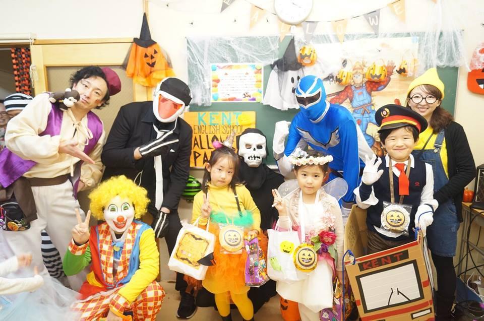 【Halloween Parade 2017☆彡】_c0345439_16344044.jpg