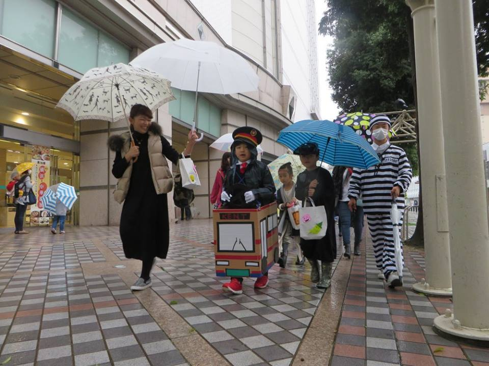 【Halloween Parade 2017☆彡】_c0345439_17022241.jpg