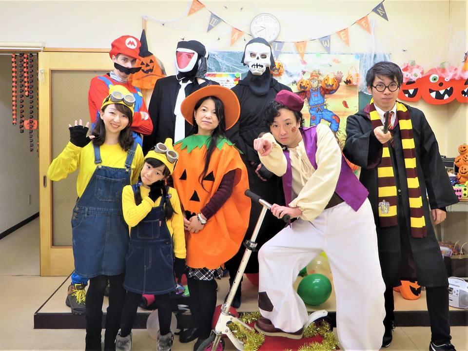 【Halloween Parade 2017☆彡】_c0345439_17085995.jpg