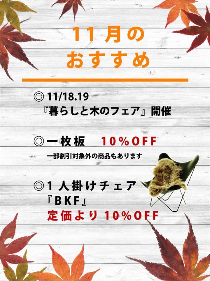 ★★11月のおすすめ★★_b0211845_10434034.jpg