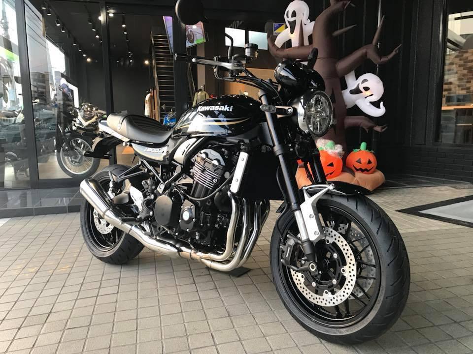 「カワサキZ900RS」エンジンサウンド! なかなかエエ音してますね~♪_d0246961_09053015.jpg