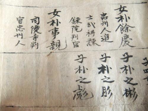本家より贈られた100年以上前の古書等を、どうしたら良いのか?_f0253572_17154302.jpg