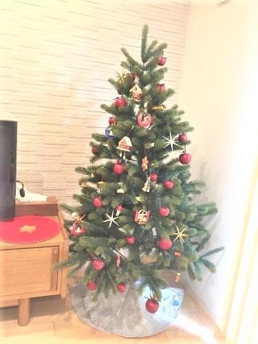 【web内覧会】いつものクリスマス準備は完了~現在のリビング アレも届きました☆_a0335677_16112082.jpg