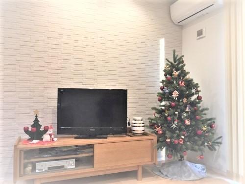 【web内覧会】いつものクリスマス準備は完了~現在のリビング アレも届きました☆_a0335677_16115192.jpg