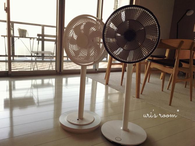 今更ですが…今年の扇風機収納。_a0341288_20295502.jpg