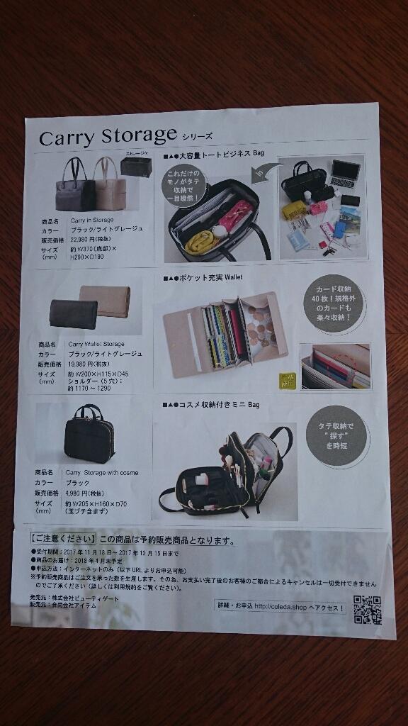 【梶ケ谷陽子さんのbagとやせる収納】_e0253188_10030104.jpg