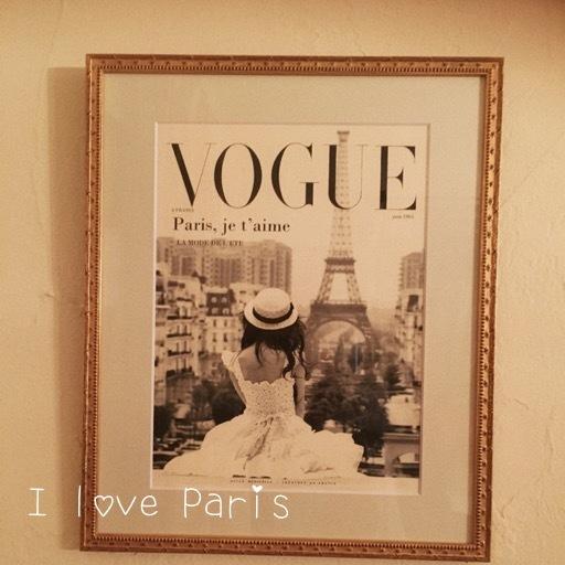 パリを想って( ˘͈ ᵕ ˘͈  )_a0213806_21422850.jpeg