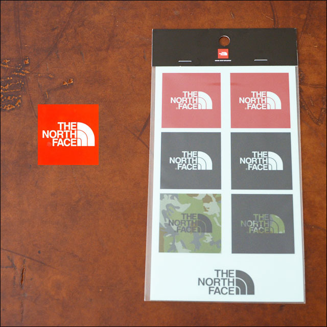 THE NORTH FACE [ザ・ノース・フェイス] TNF LOGO STICKER [NN83803] プリントステッカー MEN\'S/LADY\'S _f0051306_18454245.jpg