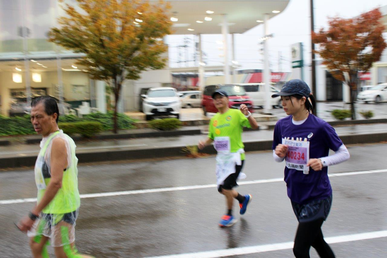 金沢マラソン  Ⅴ_a0142317_10295574.jpg