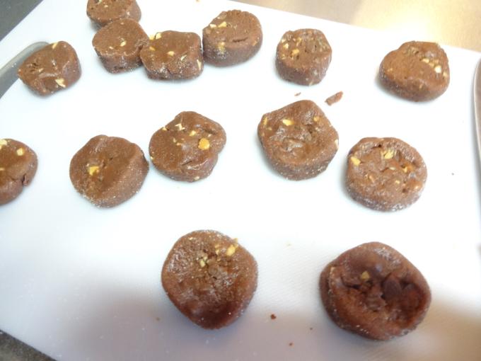 手作りクッキー_f0170422_08192976.jpg