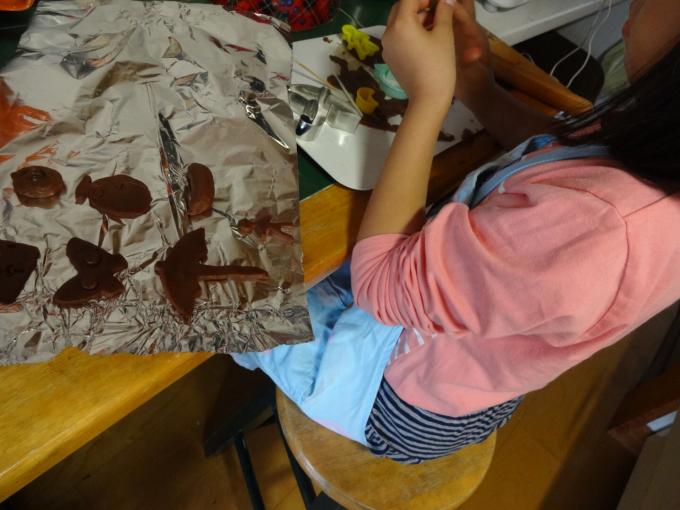 手作りクッキー_f0170422_08213019.jpg