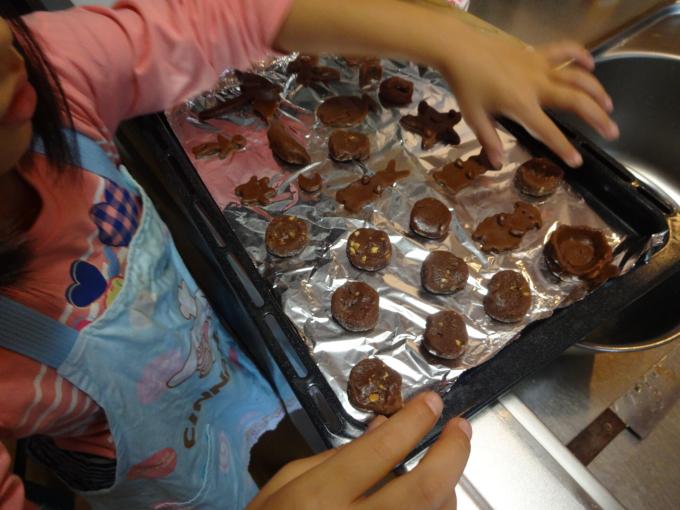 手作りクッキー_f0170422_08213272.jpg