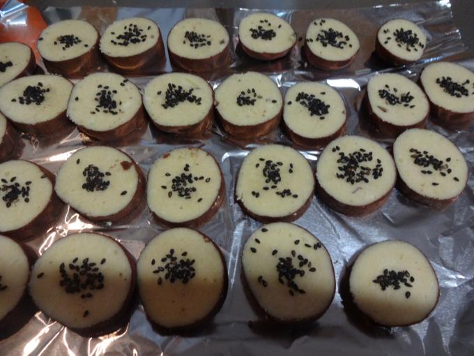 手作りクッキー_f0170422_08241216.jpg