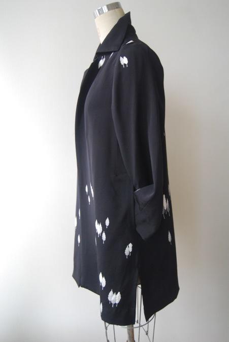 着物リメイク・羽織からラフジャケット_d0127925_22103668.jpg