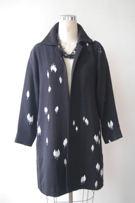 着物リメイク・羽織からラフジャケット_d0127925_22104743.jpg