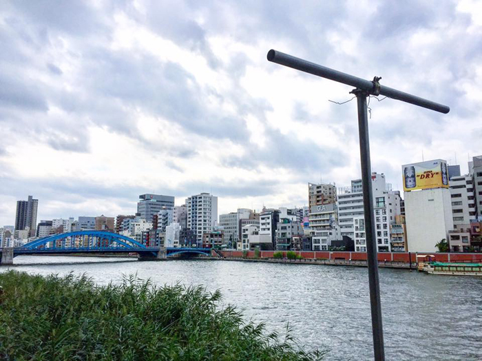 吾妻橋 / iPhone 6_c0334533_22265057.jpg