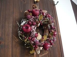 我が家の恒例!11月はクリスマス仕様に☆_c0369433_14132864.jpg