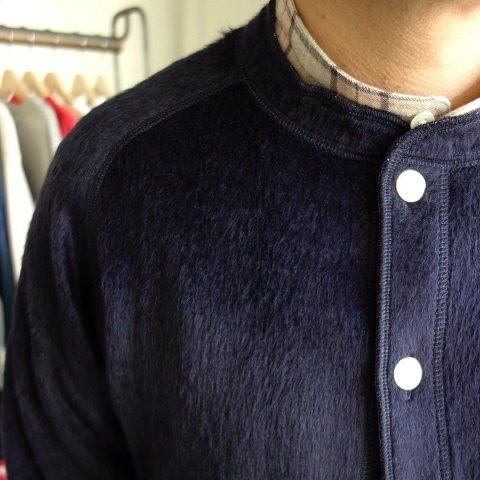 Needles : Grandpa Cardigan - Shaggy_a0234452_20142360.jpg