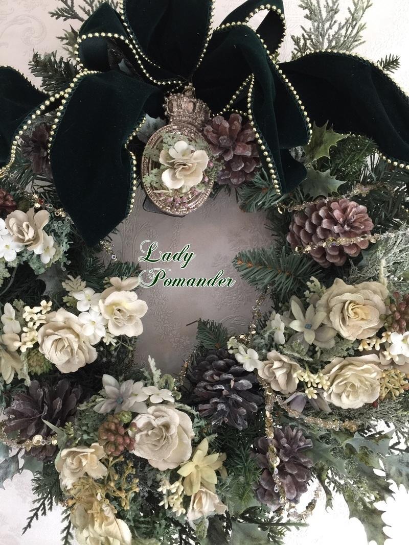 クリスマスリース&三越本店イベントのお知らせ_a0221484_19042484.jpg